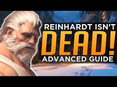 Overwatch: Reinhardt Advanced Guide - Still Swingin' in 2018!