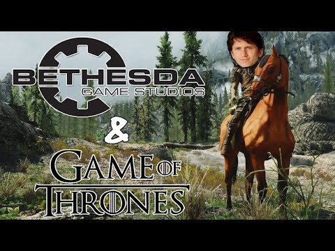 Bethesda Game Studios Next Game May Have Been Leaked & ITS ABOUT GAME OF THRONES!