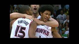 2008 NBA Playoffs: Boston Celtics vs Atlanta Hawks