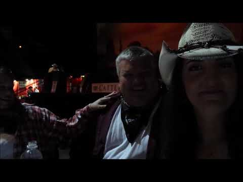 082617 Jenna Scott and the Western Whip Master at Cattle Barons Ball