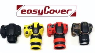 EASY COVER - CAMERA CASE - CASING FOR SONY A7R Mark III  A9 - ALPHA 9 - A7 Mark III - Army