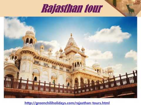 Wildlife and Rajasthan tour by GreenchiliHolidays