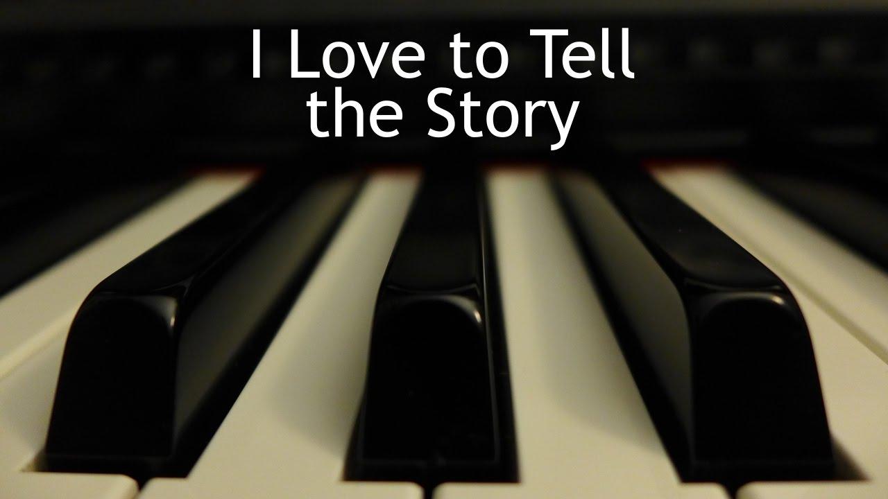 Grato es contar la historia | Instrumental piano - Kaleb Brasee