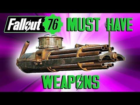 Смотрите сегодня Fallout 4 Top 10 UNBELIEVABLE weapon mods