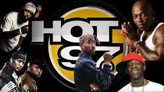Celebrities Call Into HOT97 One Day After 2pac Death & React To His Death (Sep 15, 1996)