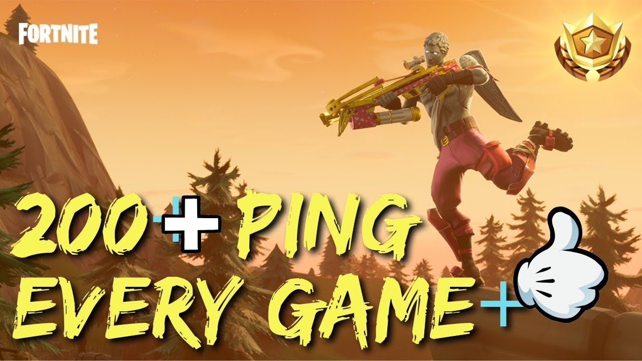 south africans always play on 200 ping but don t complain fortnite - fortnite south africa ping