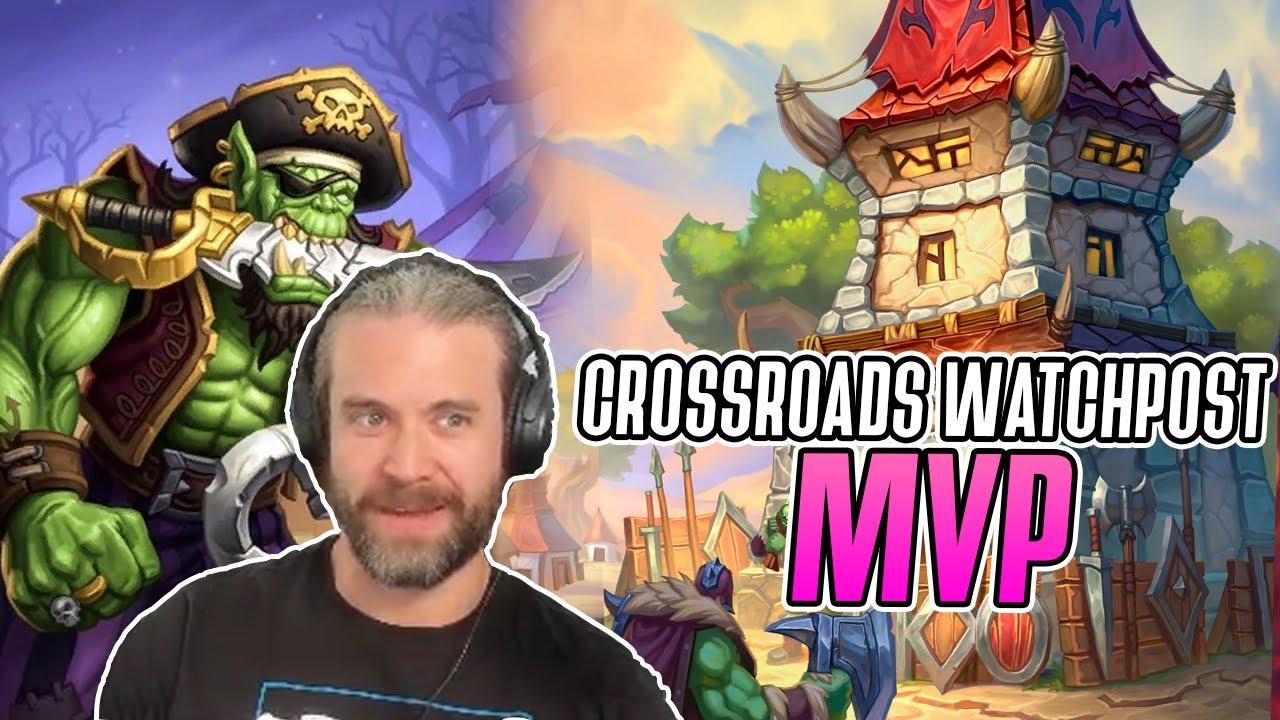 (Hearthstone) Crossroads Watch Post MVP