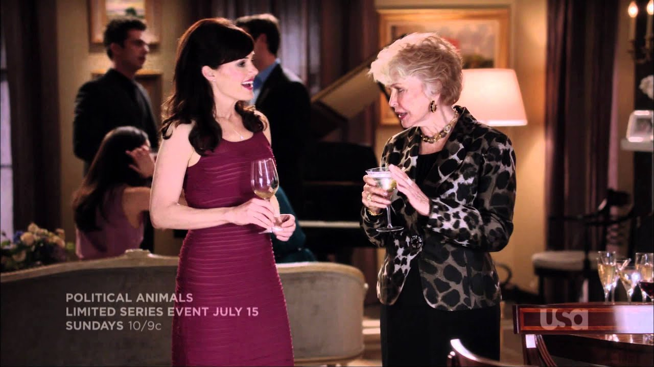 Download Political Animals - Get to Know Susan Berg