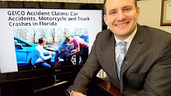 GEICO Accident Claims: Car Accidents, Motorcycle and Truck Crashes in Florida