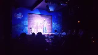 Performing at Charlie Goodnights in Raleigh, NC