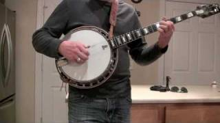 O Come All Ye Faithful free banjo tab