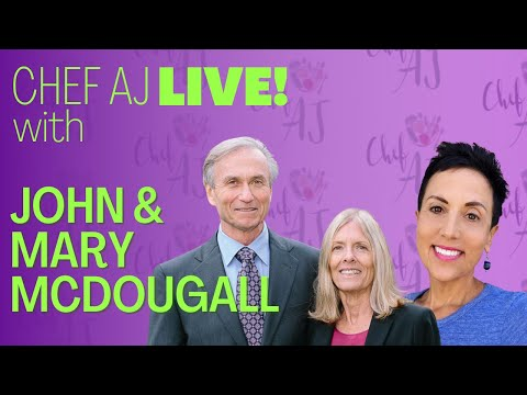 A VERY SPECIAL CONVERSATION WITH DR. JOHN AMD MARY McDOUGALL