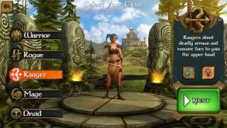 �������� ���� Celtic Heroes 3D MMO - First 10 Minutes Gameplay 1080p ������