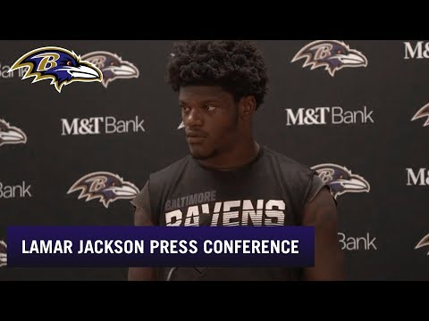 Lamar Jackson Full Press Conference After Week 3 Loss To Chiefs   Baltimore Ravens