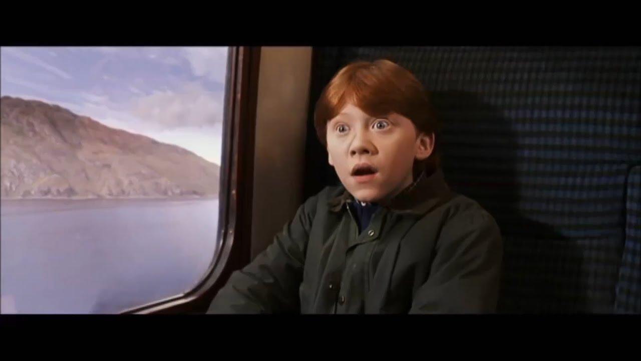 มุกเกรียน Harry Potter