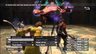 Lost Odyssey Walkthrough: Episode 154 - The Immortal One (Immortal Class)