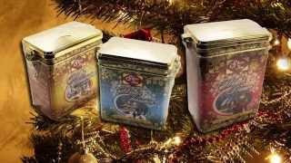 видео Новогодний чай в красивых упаковках в подарок
