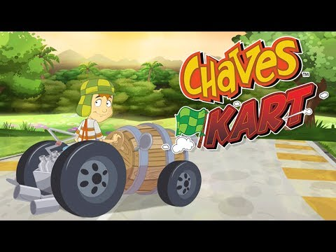 CHAVES KART - Divertido e Nostálgico! from YouTube · Duration:  25 minutes 37 seconds