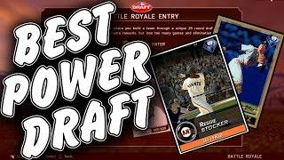 THE HIGHEST POWER DRAFT! MLB The Show 16 | Battle Royale