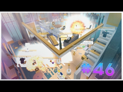 Destroying MYO || Cafe V7 I ROBLOX Exploiting #46