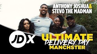 Download Anthony Joshua Surprises JDX Customer With Ultimate Delivery Featuring Stevo The Madman Mp3 and Videos