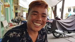 """Tâm xe ôm trở lại Thách thức danh hài mùa 5 chia sẻ chuyện yêu đương cười """"rớt răng"""""""
