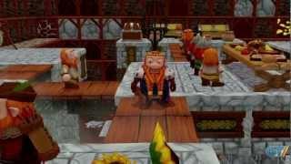 A Game of Dwarves - The Life of Dwarves Trailer
