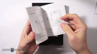 """Icarus Illumina 6"""" Android e-Reader Unboxing"""