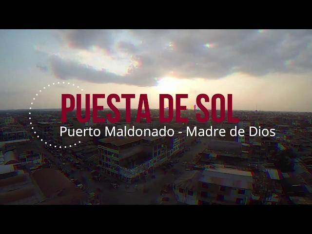 Impresionante Puesta de Sol en Puerto Maldonado | Descubre la Belleza de Madre de Dios