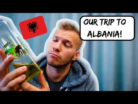Exploring Albania 2018!!! (FIRST TRAVEL VLOG)