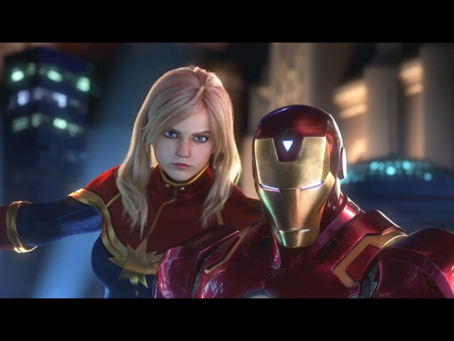 Marvel vs Capcom Infinite - Trailer d'annonce PSX 2016