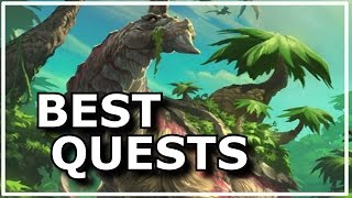 Hearthstone - Best of Quests