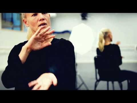 Fading 2011. Interview with choreographer Helena Franzén.