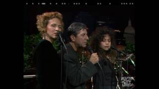 "Austin City Limits #1411: Leonard Cohen, ""First We Take Manhattan"""