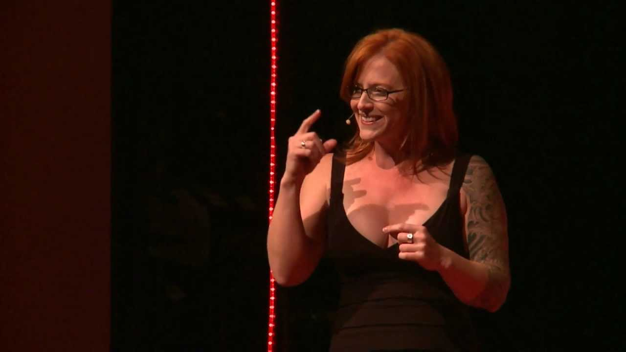 Erika Napoletano @ TedX Boulder (Definitely a good presenter)