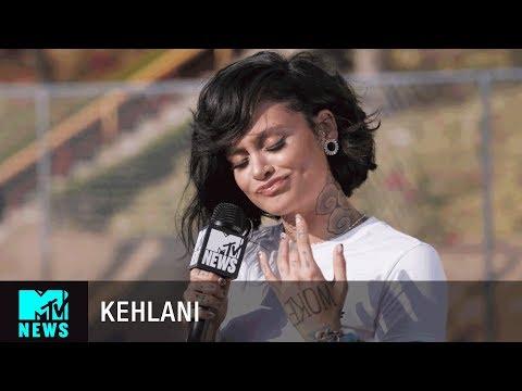 Kehlani Talks Calvin Harris, Creating 'Honey' & Queer Music   MTV News