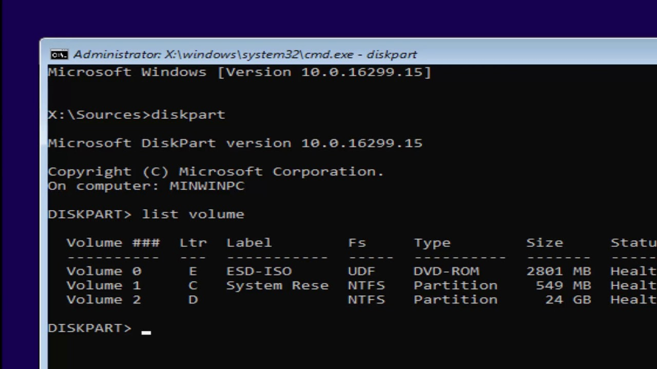 Reset Administrator Password Windows 5 Without Software - QUICK