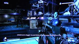Aliens: Colonial Marines pt12 - Mission 4 pt1