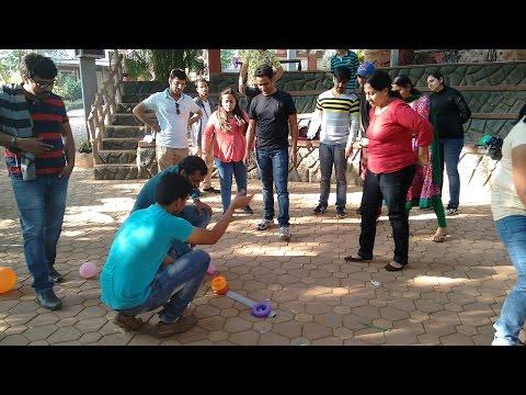 Team Outing at Surya Shibir.!!! Pune   Games-5