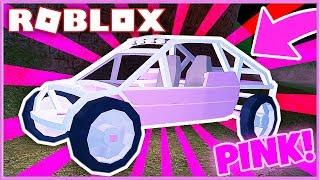 THE PINK ATV! (Roblox Jailbreak)