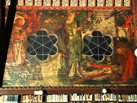 The Pre-Raphaelites in Oxford: Oxford Union