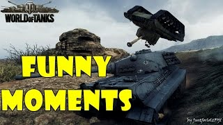 World of Tanks - Funny Moments | Week 3 June 2016