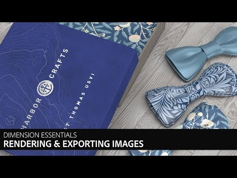 Rendering & Exporting Images with Adobe Dimension | Adobe Creative Cloud from YouTube · Duration:  2 minutes 16 seconds