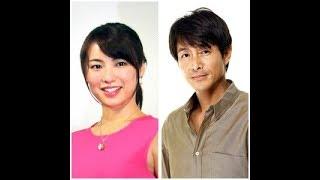 吉田栄作と内山理名が真剣交際…ドラマで共演、交際3か月: http://www.h...