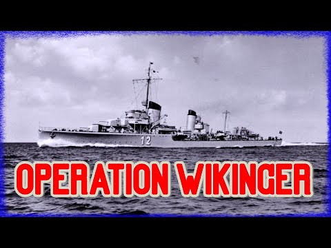 Germany's Biggest Naval Failure of WW2, Operation Wikinger | Sails and Salvos