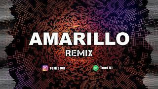 AMARILLO   J. BALVIN ✘ TOMI DJ (REMIX)