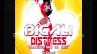 BIG ALI Feat SHANA P - DISTRESS NOUVEAU SINGLE (officiel)