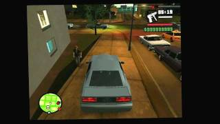 GTA SAN ANDREAS Como reclutar PC