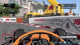 Monaco In UNDER A MINUTE On F1 2021