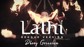LATHI REGGAE COVER - DHEVY GERANIUM